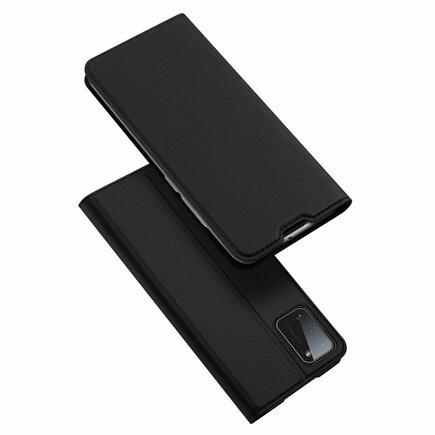 DUX DUCIS Skin Pro pouzdro s klapkou Samsung Galaxy A41 černé