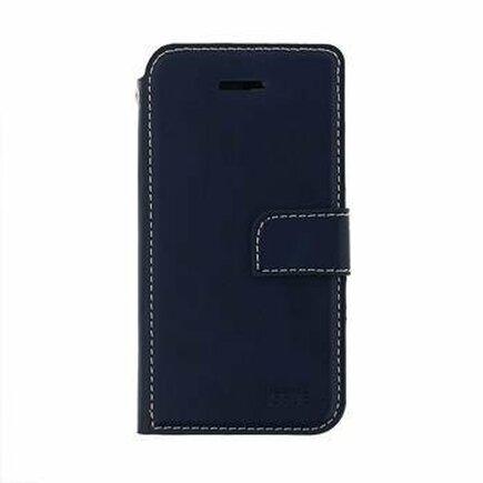 Molan Cano Issue Book Pouzdro pro Samsung Galaxy A21s tmavě modré