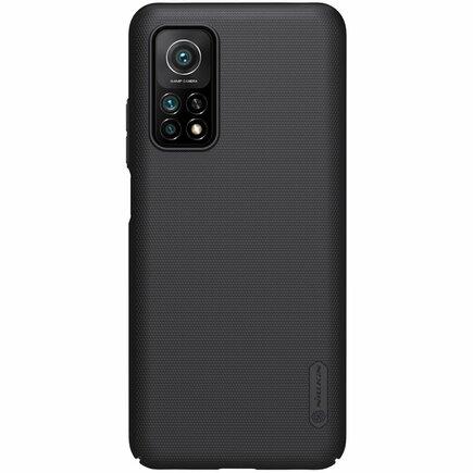Nillkin Super Frosted Zadní Kryt pro Xiaomi Mi 10T/10T Pro Black