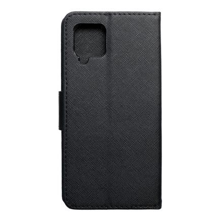 Pouzdro Fancy Book Samsung A42 5G černé