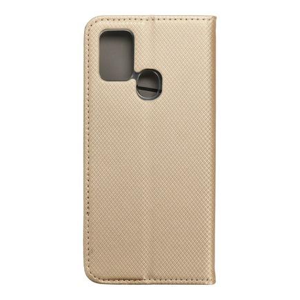 Pouzdro Smart Case book Samsung A21s zlaté