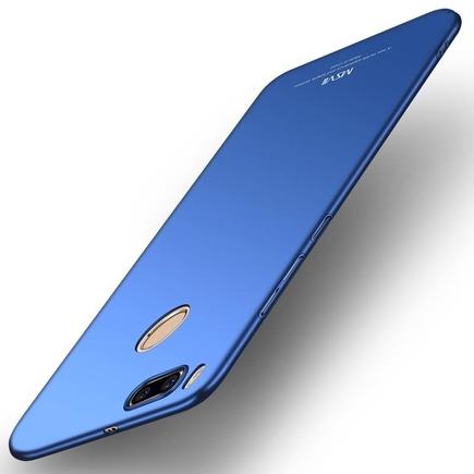 Simple ultratenké pouzdro Xiaomi Mi 5X / Mi A1 modré