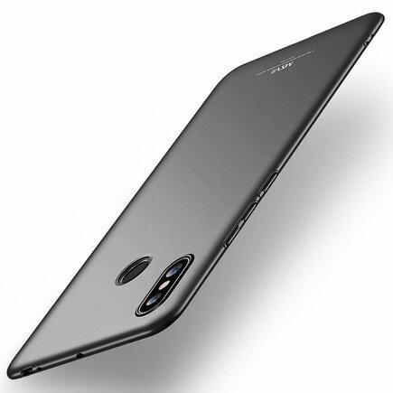 Simple ultratenké pouzdro Xiaomi Mi Max 3 černé