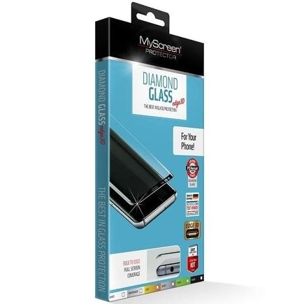 Tvrzené sklo Diamond Edge 3D SAM G935 S7 Edge černé/black