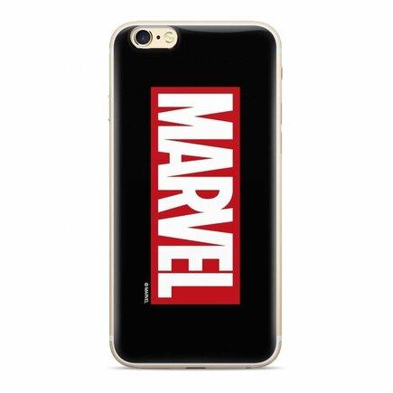 Originální pouzdro s potiskem Marvel 001 Huawei Mate 20 Pro černé (MVPC145)
