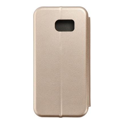 Pouzdro Book Elegance Samsung Galaxy S7 Edge (G935) zlaté