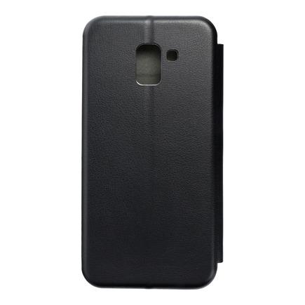 Pouzdro Book Elegance Samsung J6 2018 černé