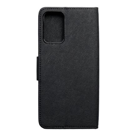 Pouzdro Fancy Book Samsung A72 5G černé