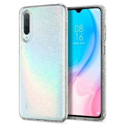 Pouzdro Liquid Crystal Xiaomi Mi A3 průsvitné quartz