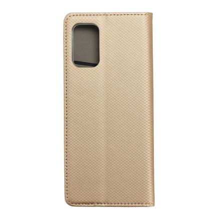 Pouzdro Smart Case book Samsung S20 Plus / S11 zlaté