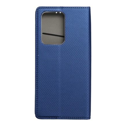 Pouzdro Smart Case book Samsung S20 Ultra / S11 Plus tmavě modré