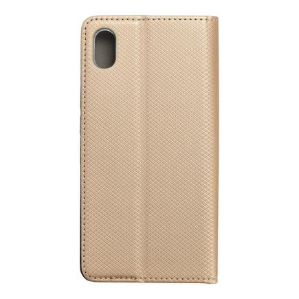 Pouzdro Smart Case book Xiaomi Redmi 7A zlaté