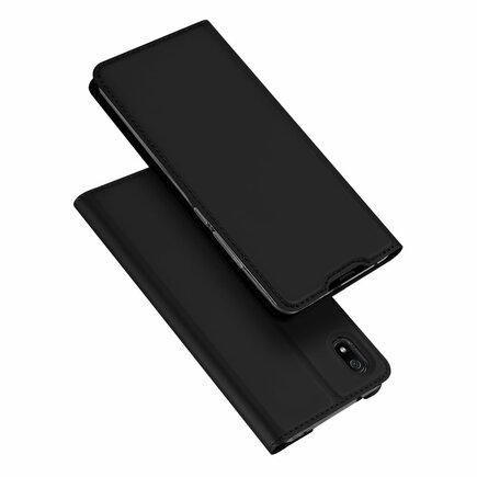 Skin Pro pouzdro s klapkou Xiaomi Redmi 7A černé