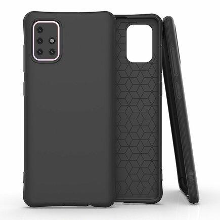 Soft Color Case elastické gelové pouzdro Samsung Galaxy M31s černé
