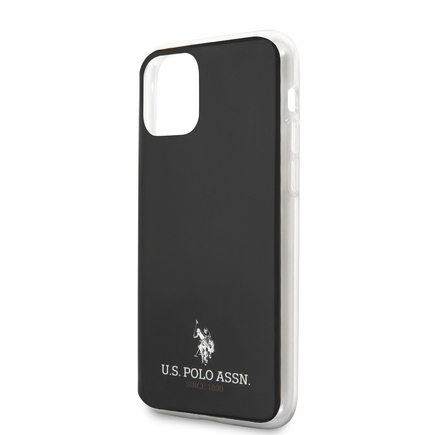 TPU Small Horse Pouzdro pro iPhone 11 Pro Max černé