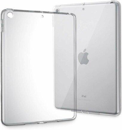 TPU Tablet Case Sam Tab S7 Plus / T970 / T975 / T976 Transparent