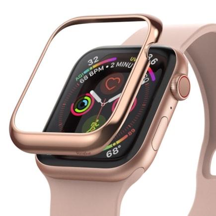 Bezel Styling pouzdro pro Apple Watch 40 mm zlaté (RGAP0002)