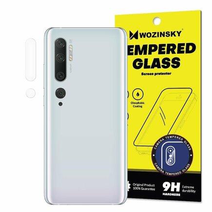 Camera Tempered Glass tvrzené sklo 9H na objektiv kamery Xiaomi Mi Note 10 / Mi Note 10 Pro / Mi CC9 Pro