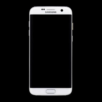 LCD display + Dotyk Samsung G935 Galaxy S7 Edge bílý (Service Pack)