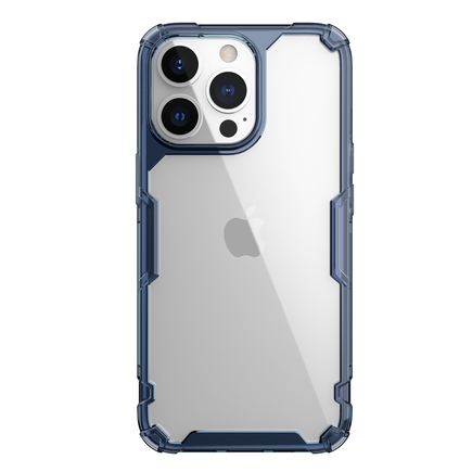 Nillkin Nature TPU PRO Kryt pro iPhone 13 Pro Max modrý