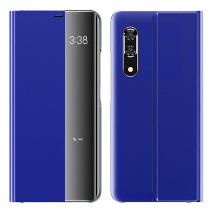 Nový flipový kryt Sleep Case s funkcí stojánku Huawei P20 Pro modrý