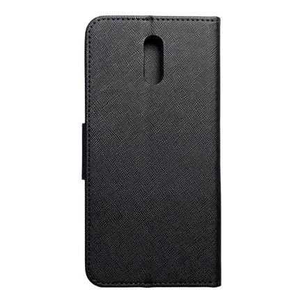 Pouzdro Fancy Book Nokia 2.3 černé