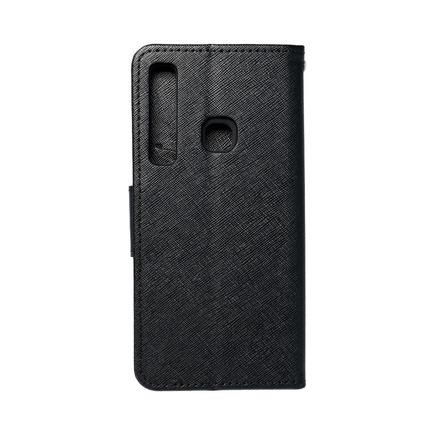Pouzdro Fancy Book Samsung A9 2018 černé