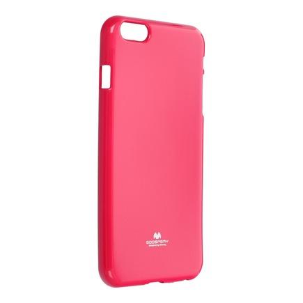 Pouzdro Jelly Mercury iPhone 6 / 6S Plus růžové