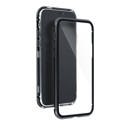 Pouzdro Magneto 360 iPhone 7 Plus / 8 Plus černé