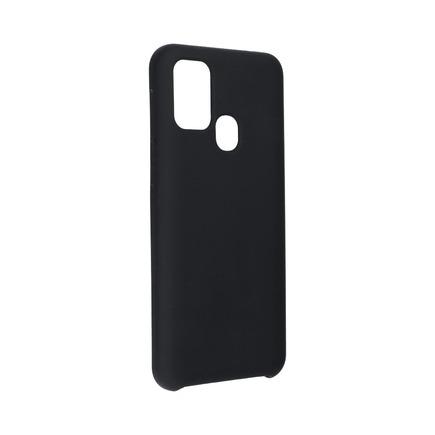 Pouzdro Silicone Samsung Galaxy M31 černé