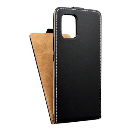 Pouzdro Slim Flexi Fresh svislé Xiaomi Mi 10 Lite černé