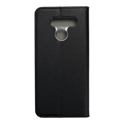 Pouzdro Smart Case book LG Q60 černé