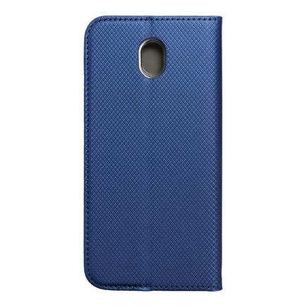 Pouzdro Smart Case book Samsung Galaxy J7 2017 tmavě modré