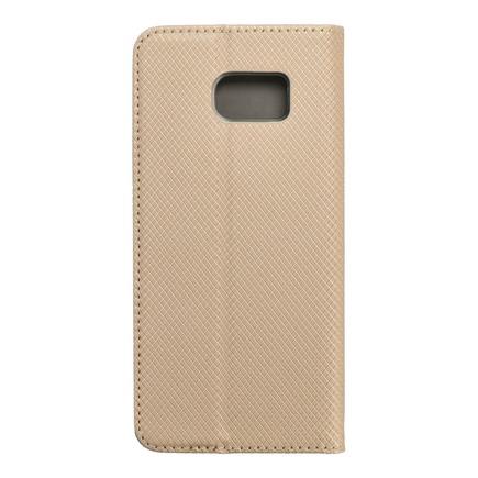 Pouzdro Smart Case book Samsung Galaxy S7 Edge (G935) zlaté