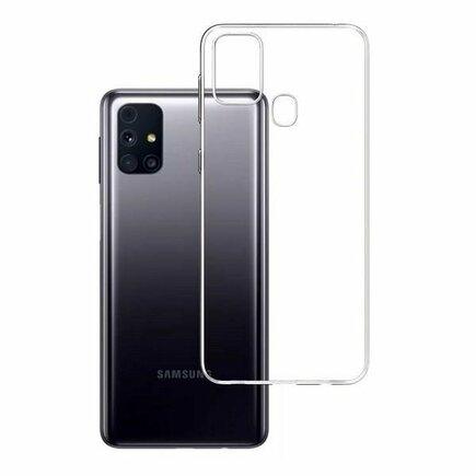 3MK Clear Case Samsung M317 M31s