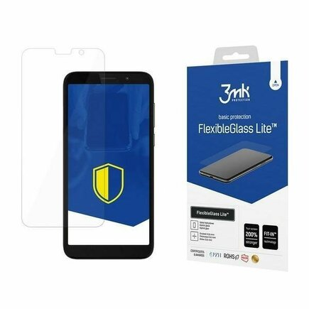 3MK FlexibleGlass Lite Moto E6 Play hybridní sklo