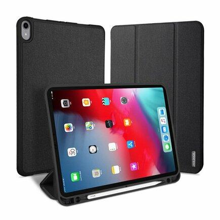 Domo skládané pouzdro na tablet s funkcí Smart Sleep podstavec iPad Pro 11 2018 černé