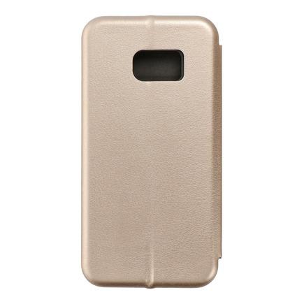 Pouzdro Book Elegance Samsung Galaxy S7 (G930) zlaté