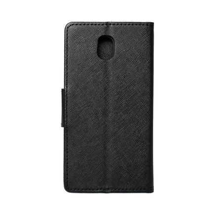 Pouzdro Fancy Book Samsung Galaxy J5 2017 černé