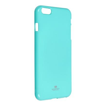 Pouzdro Jelly Mercury iPhone 6 / 6S Plus mátově zelené