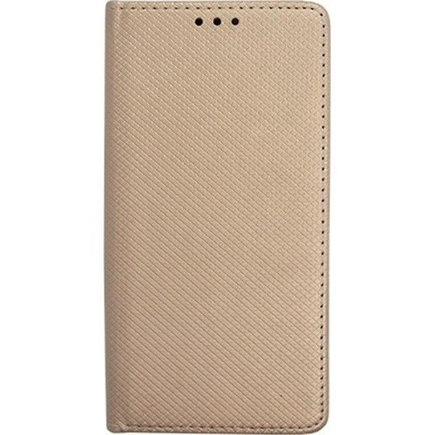 Pouzdro Magnet Book Samsung Galaxy A70 zlaté