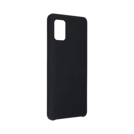 Pouzdro Silicone Samsung Galaxy A51 černé