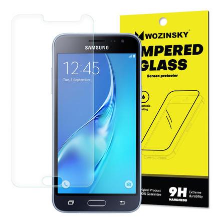 Tempered Glass tvrzené sklo 9H Samsung Galaxy J3 2016 J320 (balení - obálka)