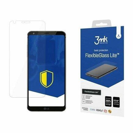 3MK FlexibleGlass Lite LG G6 hybridní sklo