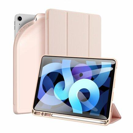 DUX DUCIS Osom gelové pouzdro na tablet Smart Sleep s podstavcem iPad Air 2020 růžové