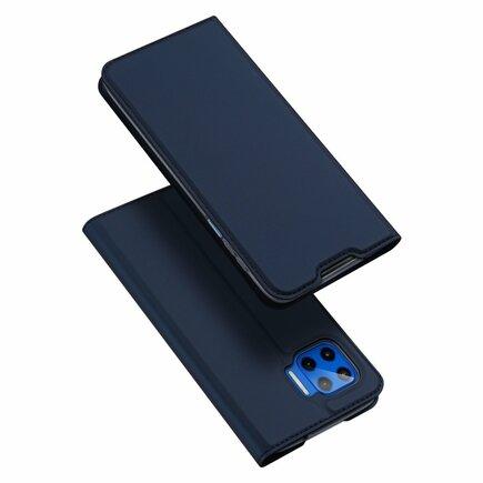 DUX DUCIS Skin Pro pouzdro s klapkou Motorola Moto G 5G Plus modré
