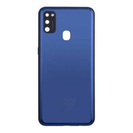 Galaxy M21 Kryt Baterie modrý (Service Pack)