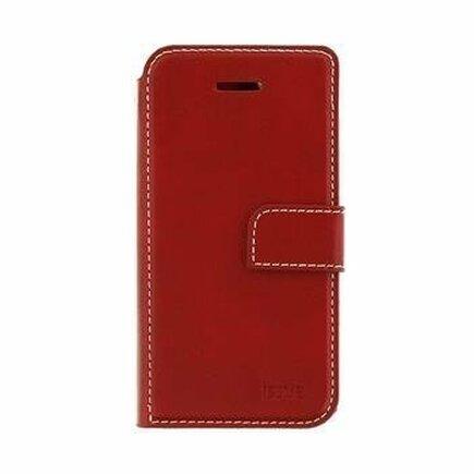 Issue Book Pouzdro pro Samsung Galaxy M11 červené