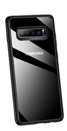 Mant Zadní Kryt černý pro Samsung Galaxy S10e