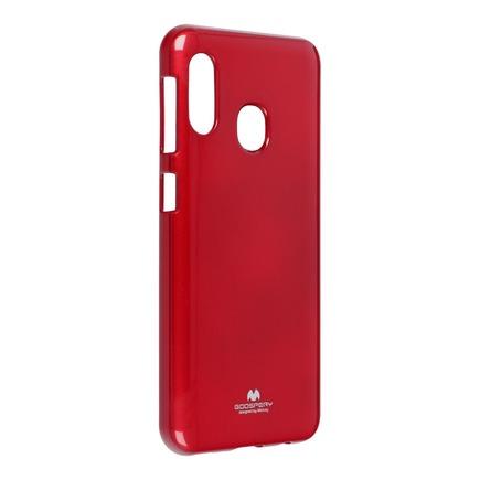 Pouzdro Jelly Mercury Samsung Galaxy A20E červené